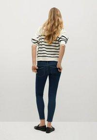 Mango - PITIMAT-I - Skinny džíny - dunkelblau - 2