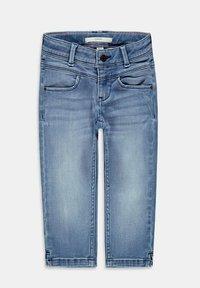 Esprit - FASHION - Straight leg jeans - blue light washed - 3