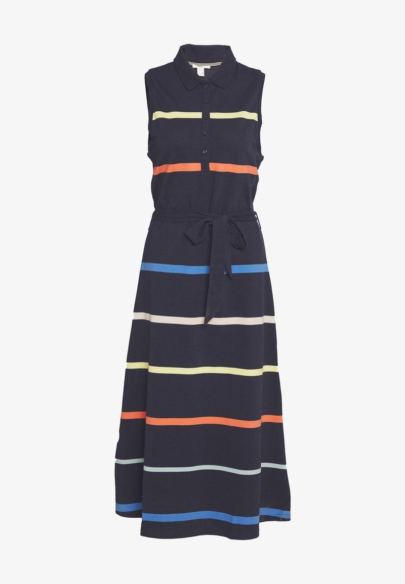 Esprit - DRESS - Sukienka letnia - navy