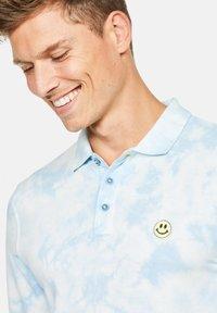 Colours & Sons - PHIL - Polo shirt - hellblau - 2