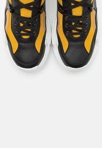 Hash#TAG Sustainable - Baskets basses - palermo nero/yellow/lucrezia - 5