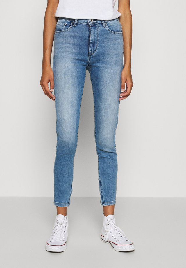 HIGH - Jeansy Skinny Fit - denim