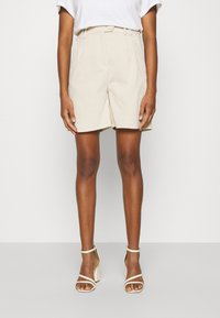 4th & Reckless - ANDERSON - Shorts - cream - 0