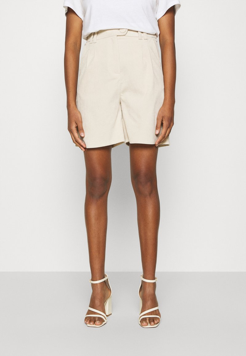4th & Reckless - ANDERSON - Shorts - cream
