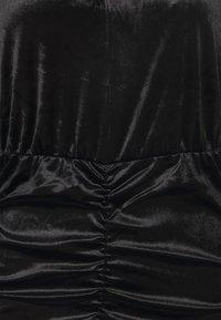 Vero Moda - VMKAITI DRESS - Sukienka koktajlowa - black - 2
