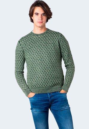 Maglione - green