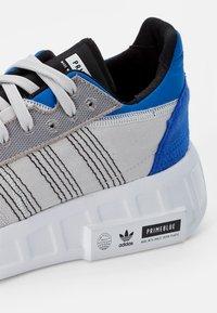 adidas Originals - GEODIVER - Matalavartiset tennarit - football blue/ftwr white/core black - 5
