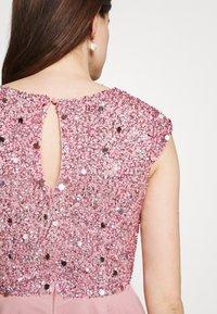 Lace & Beads - TESS SKATER - Juhlamekko - pink - 4