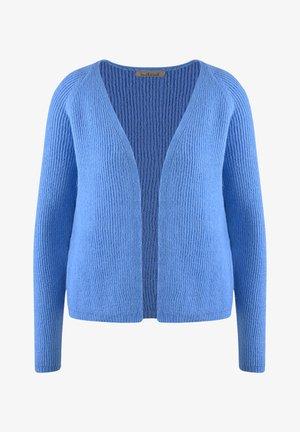 Cardigan - cornflower blue