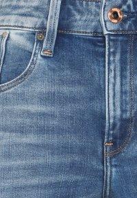 G-Star - LHANA SKINNY - Skinny-Farkut - vintage beryl blue - 4