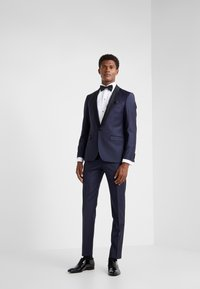 KARL LAGERFELD - SUIT TIGHT - Traje - dark blue - 1