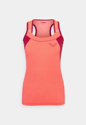 VERT TANK - Toppe - fluo pink