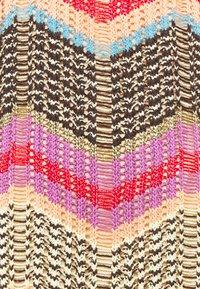 M Missoni - ABITO LUNGO SENZA MANICHE - Jumper dress - multi coloured - 5