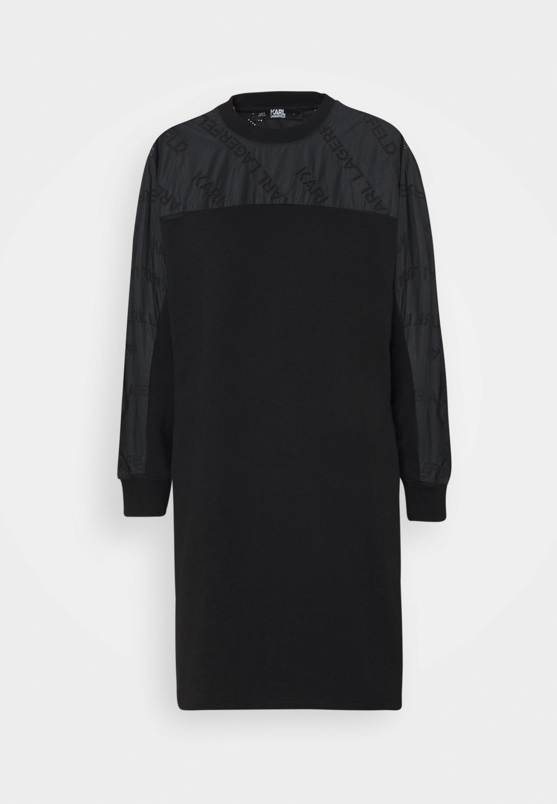 Women LOGO SLEEVE - Day dress