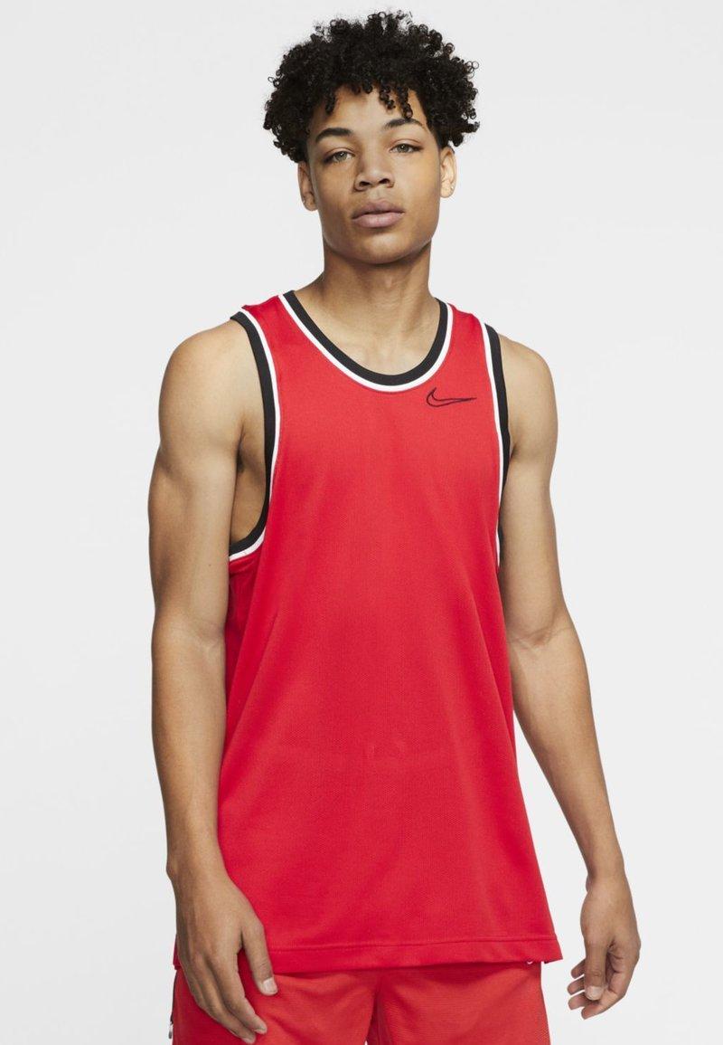 Nike Performance - DRY CLASSIC - Top - university red/black