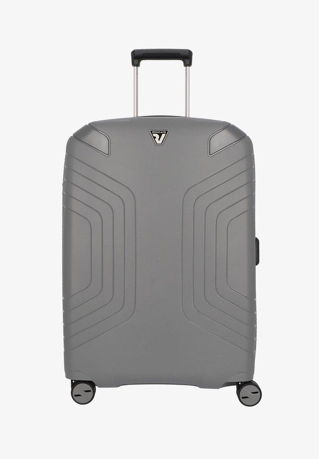 YPSILON - Wheeled suitcase - piombo