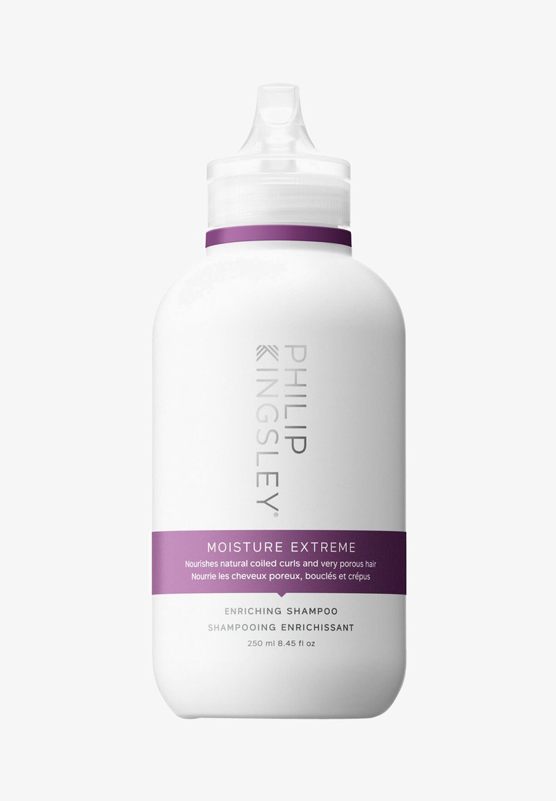 Philip Kingsley - PHILIP KINGSLEY MOISTURE EXTREME ENRICHING SHAMPOO - Shampoo - -