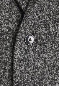 Burton Menswear London - GRINDLE FAUX - Mantel - grey - 2