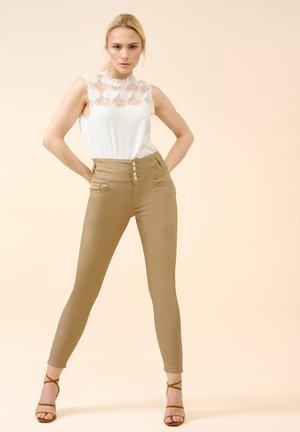 Jeans Skinny Fit - frühlingsmoos