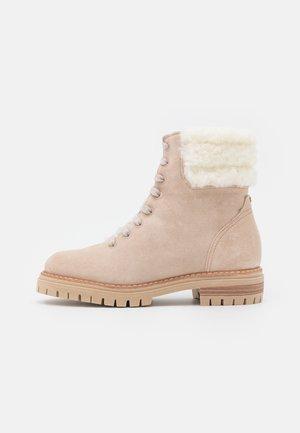 PERCH - Winter boots - natural