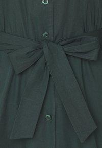 ICHI - SARAH  - Shirt dress - pine grove - 2