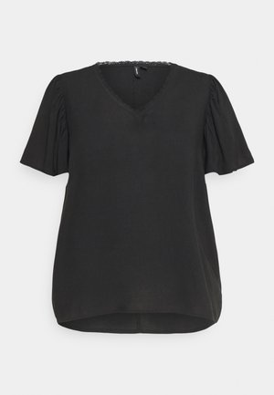 VMNADS TRAPEZ SLEEVE CURVE - Bluser - black