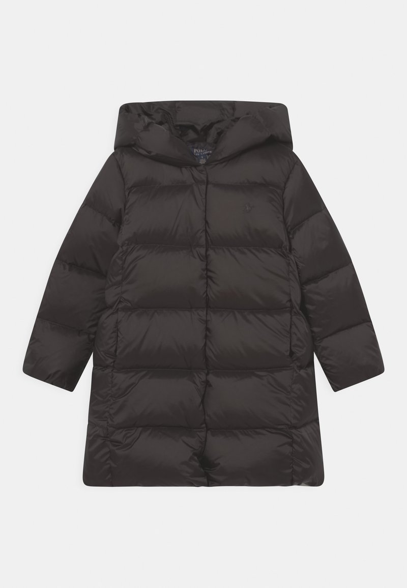 Polo Ralph Lauren - LONG OUTERWEAR COAT - Down coat - dark loden