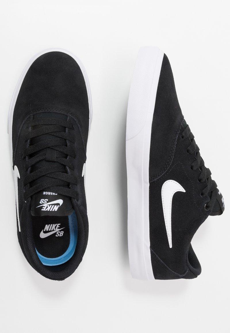 Nike Sb Charge Obuwie Deskorolkowe Black White Czarny Zalando Pl