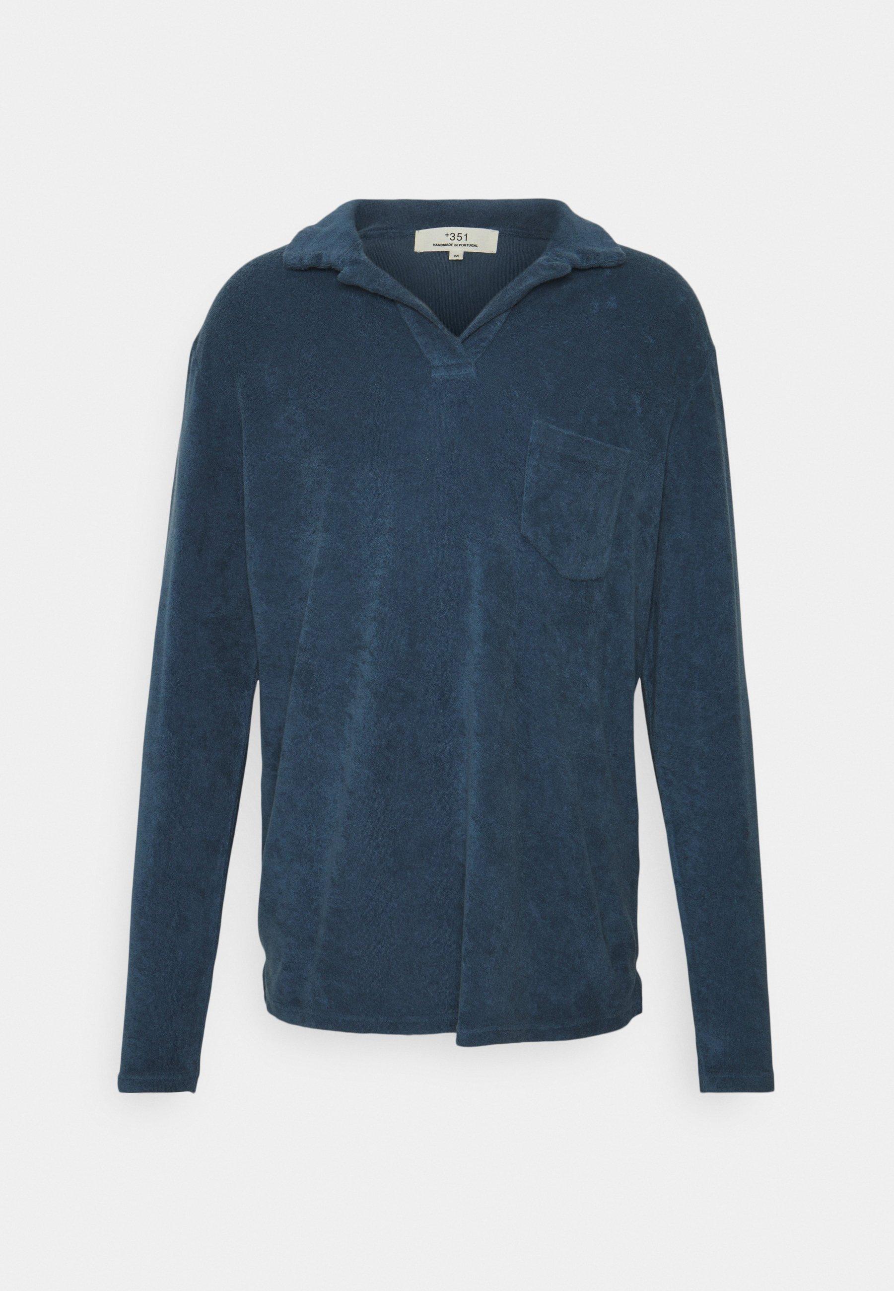 Men LONG SLEEVE TERRY UNISEX - Long sleeved top