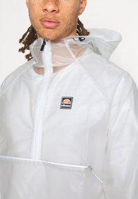 Ellesse - VERANIO JACKET - Training jacket - white - 3