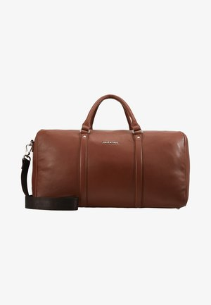 WOLF WEEKENDER - Weekend bag - cognac