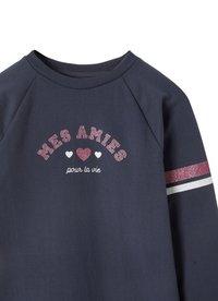 Vertbaudet - MADSCHEN SWEATKLEID - Jersey dress - nachtblau - 2