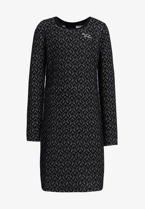 Korte jurk - all-over print