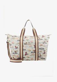 Cath Kidston - DISNEY FOLDAWAY OVERNIGHT BAG - Weekend bag - rich cream - 6