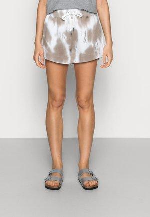 LANI - Shorts - beige batik