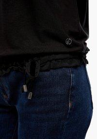 s.Oliver - Long sleeved top - black - 6