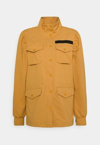 Light jacket - bucktan