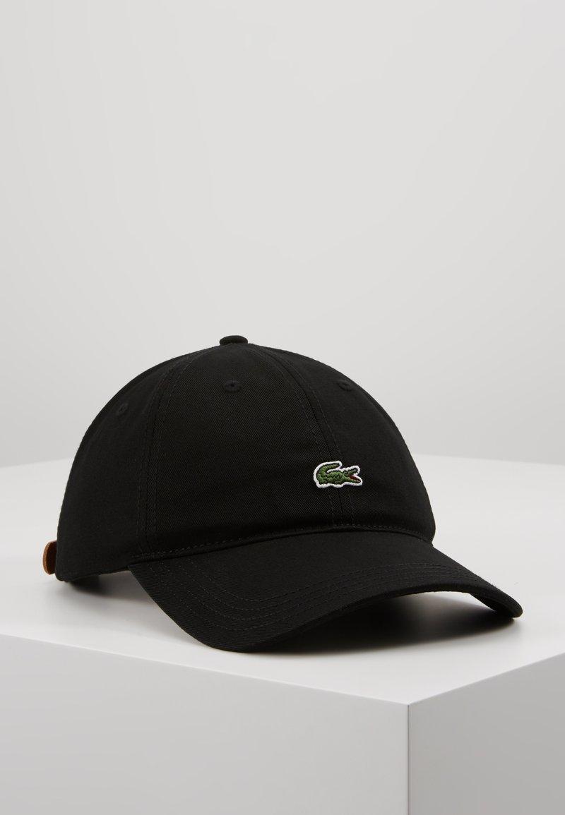 Lacoste - Cap - black