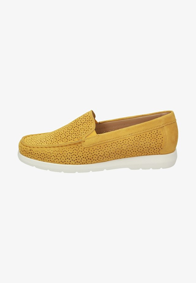 SLIPPER CORTIZIA - Slip-ons - yellow