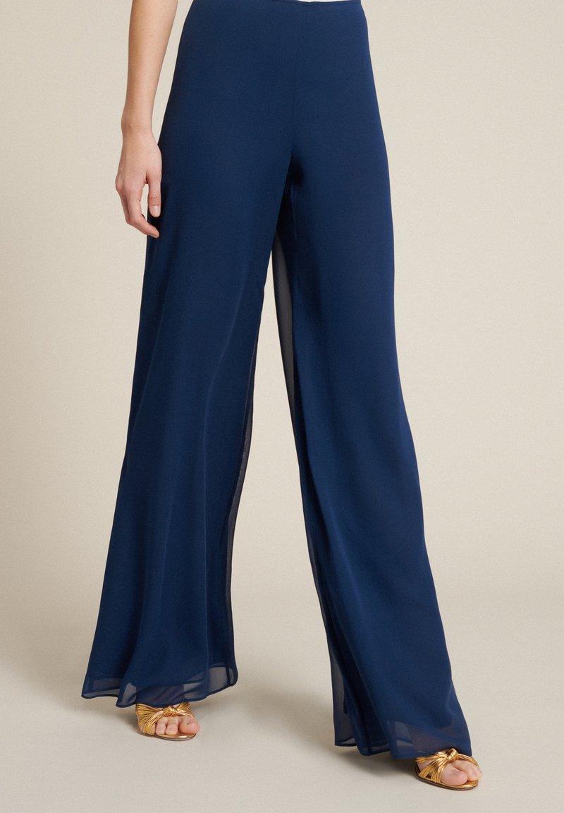 Luisa Spagnoli - ANICE - Trousers - blu