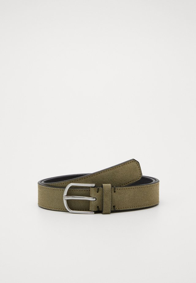 ALLURE BELT - Vyö - olive