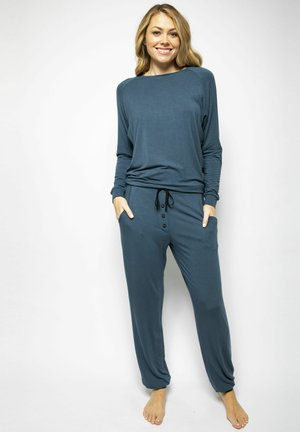 Pyžamový top - teal
