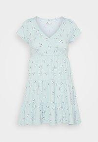 Hollister Co. - SHORT DRESS - Vestido ligero - mint - 5