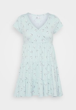 SHORT DRESS - Jersey dress - mint