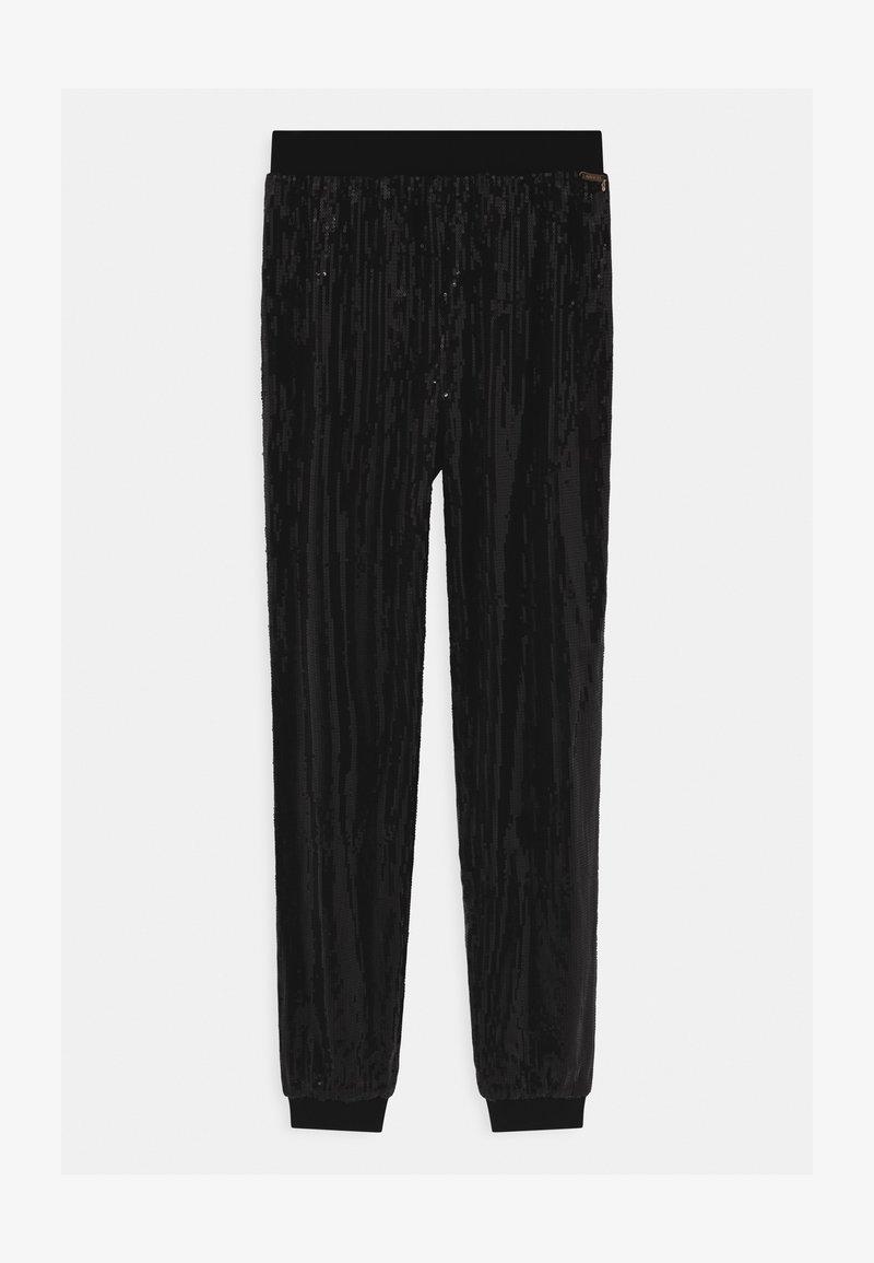 Guess - JUNIOR - Kalhoty - jet black