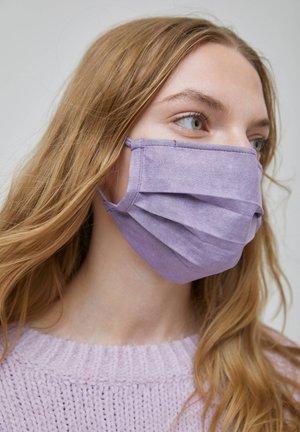 2 PACK - Maschera in tessuto - purple