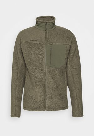INNOMINATA PRO JACKET MEN - Fleece jacket - iguana