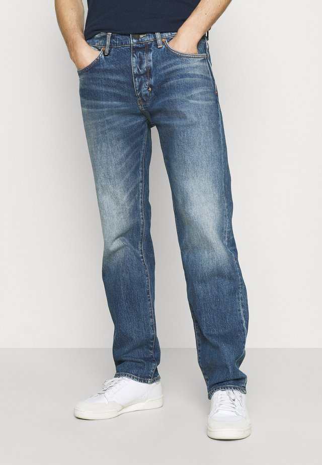 STUDIO RELAXED - Straight leg jeans - blue monday
