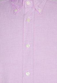 Eton - SLIM SOFT ROYAL OXFORD SHIRT - Button-down blouse - purple - 2