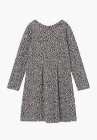 happy girls - Žerzejové šaty - grey/light pink - 0